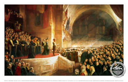 opening of the parliament