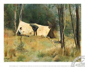 Heidelberg School and Australian Impressionism